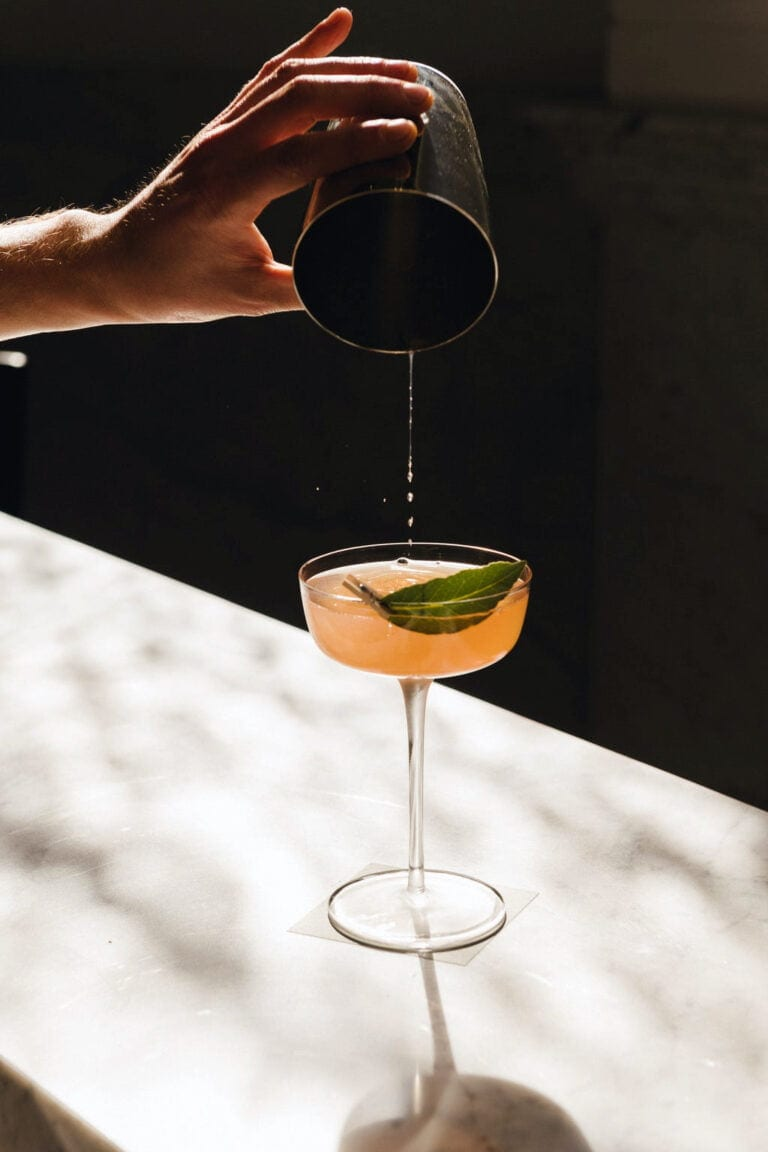 Cocktails à l'hôtel August à Anvers