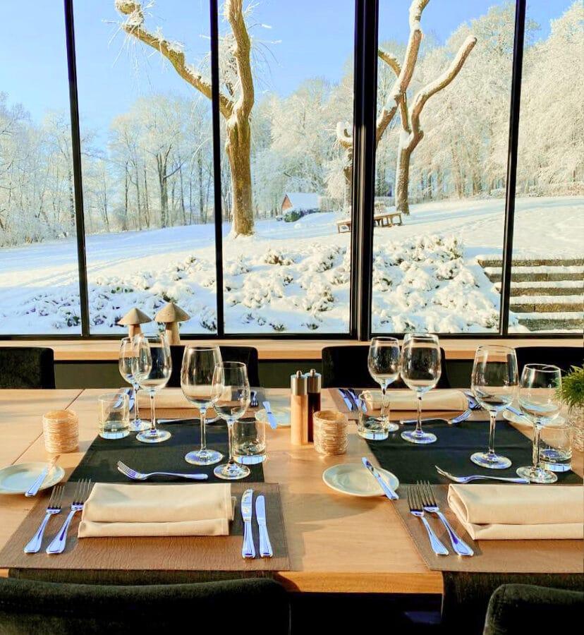 Restaurant au Château Beausaint à La Roche