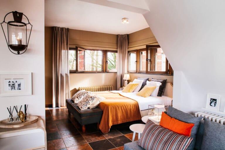 Chambre à coucher à Ypres
