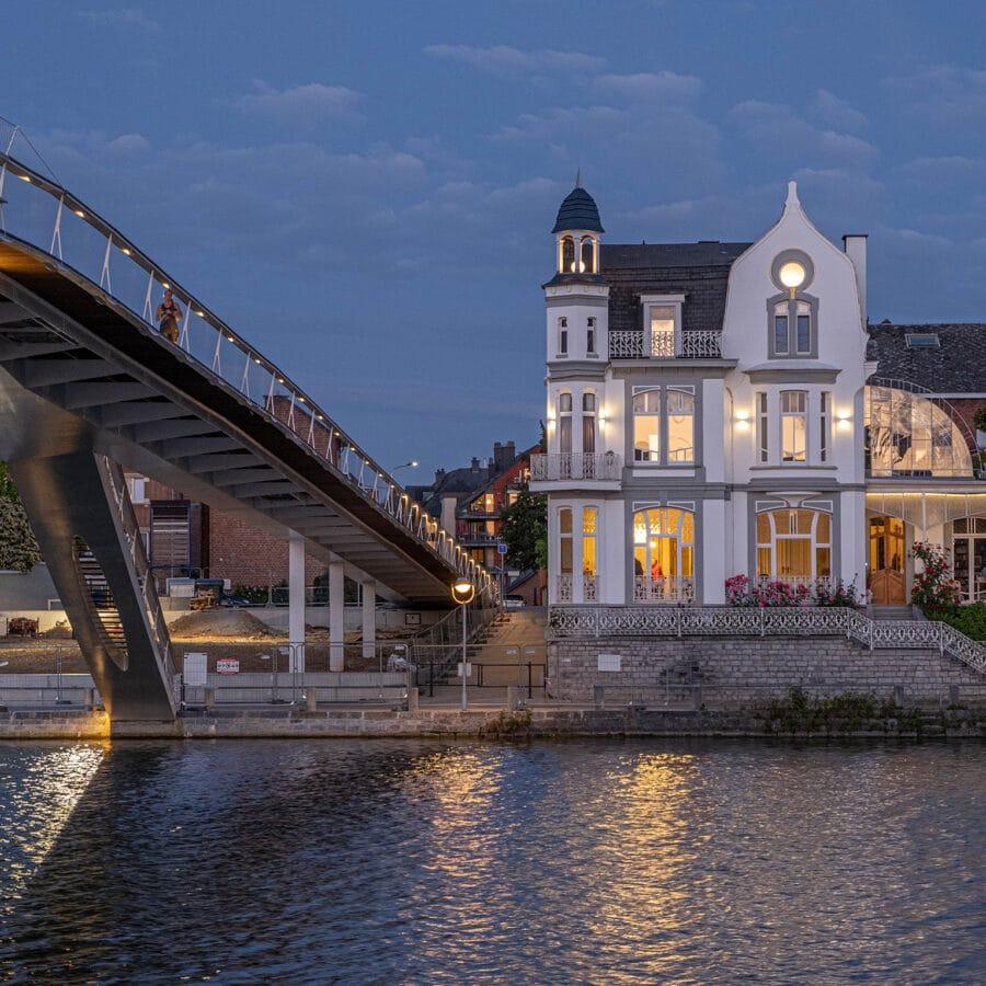 Villa Balat à Namur