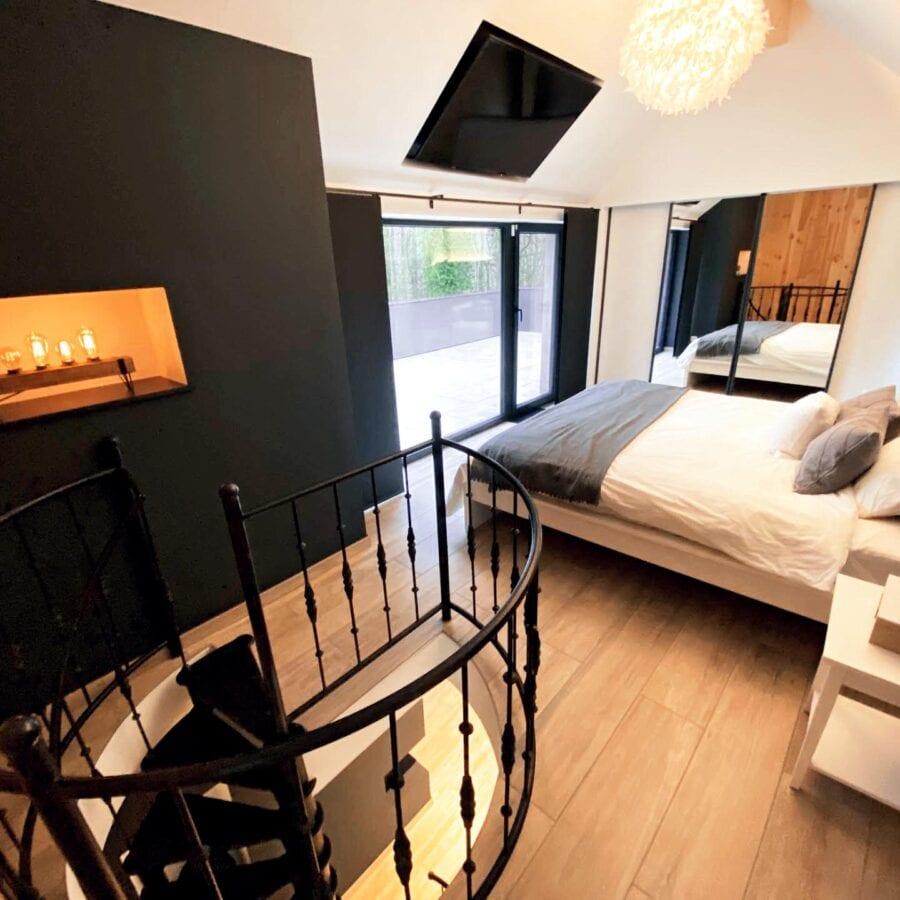 Chambre à coucher du Fermage près de Namur