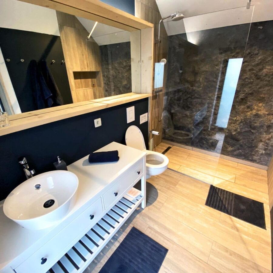Salle de bain du Fermage près de Namur