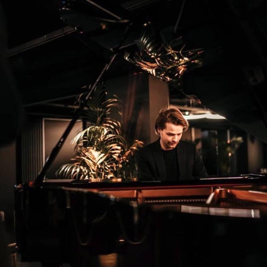 Piano au Sanglier des Ardennes à Durbuy