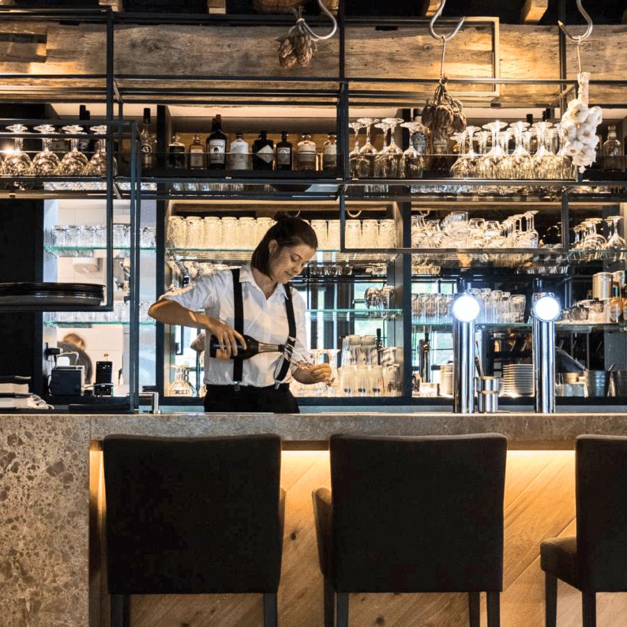 Bar du Sanglier des Ardennes à Durbuy