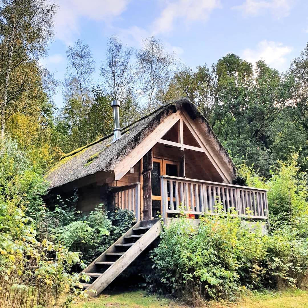 Cabanes de Rensiwez à Houffalize