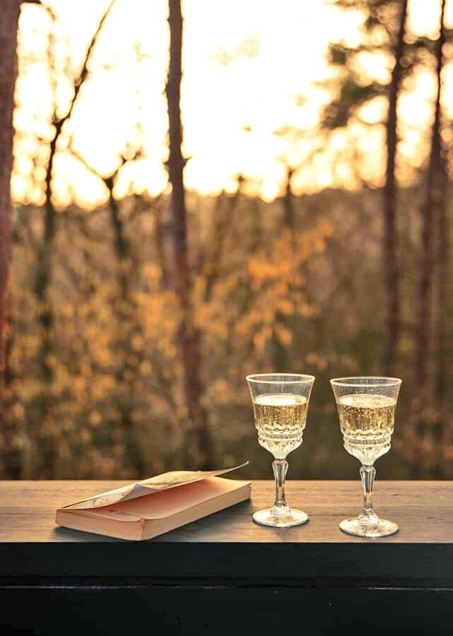 Un verre en amoureux à Stay Ici dans les Ardennes