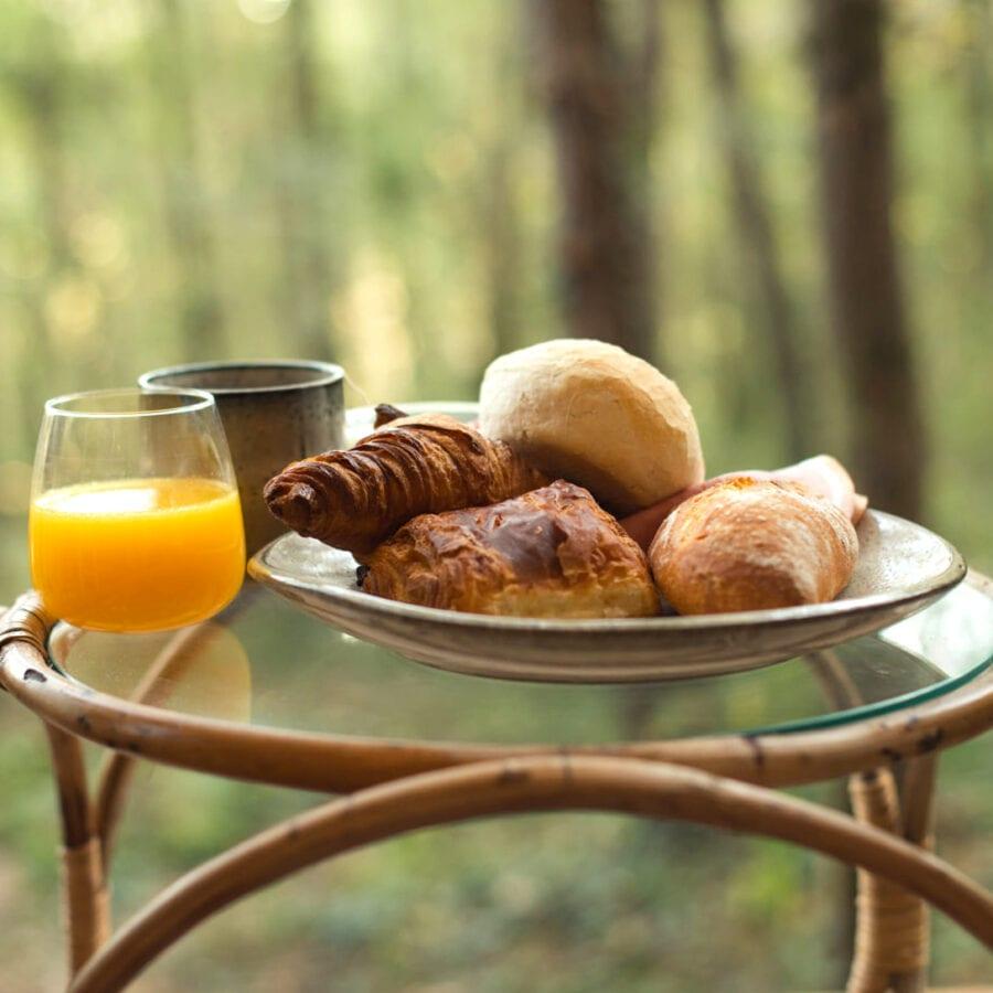 Petit déjeuner à Stay Ici dans les Ardennes