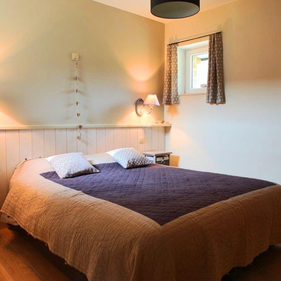 Chambre à coucher à un Air de Campagne à Sprimont