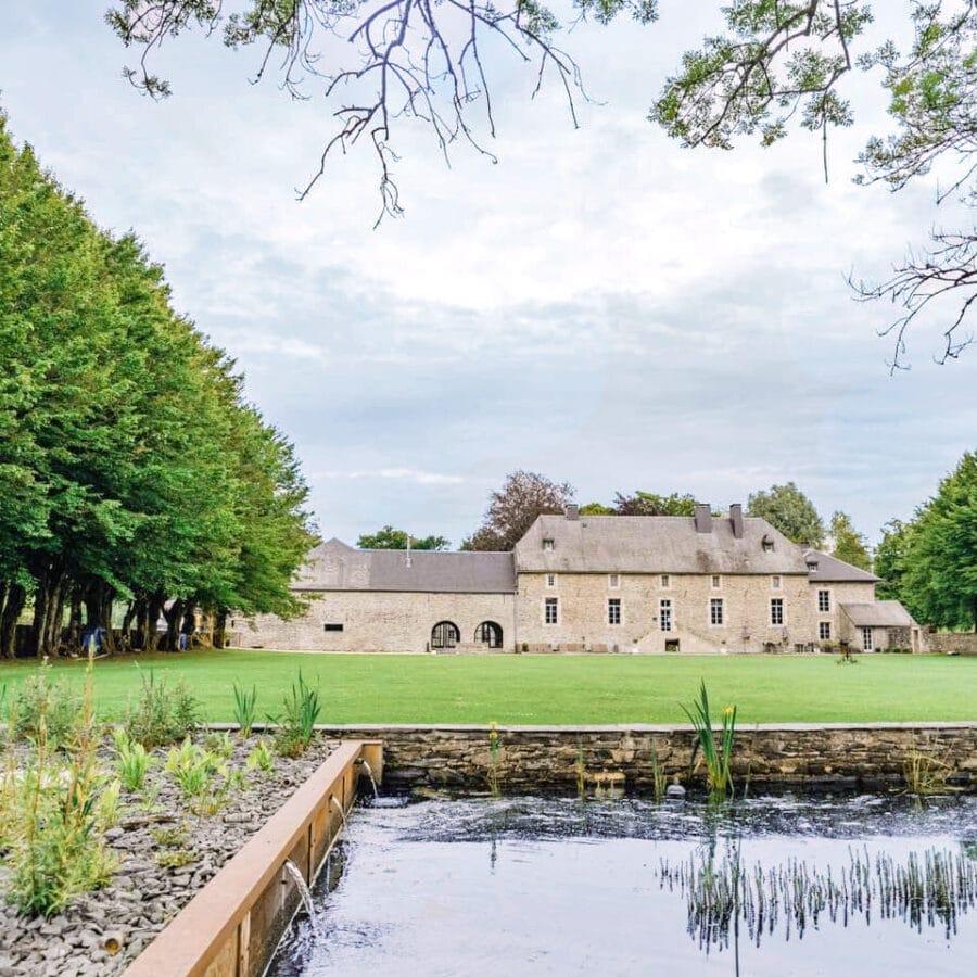 Domaine du Château de Grandvoir près d'Arlon