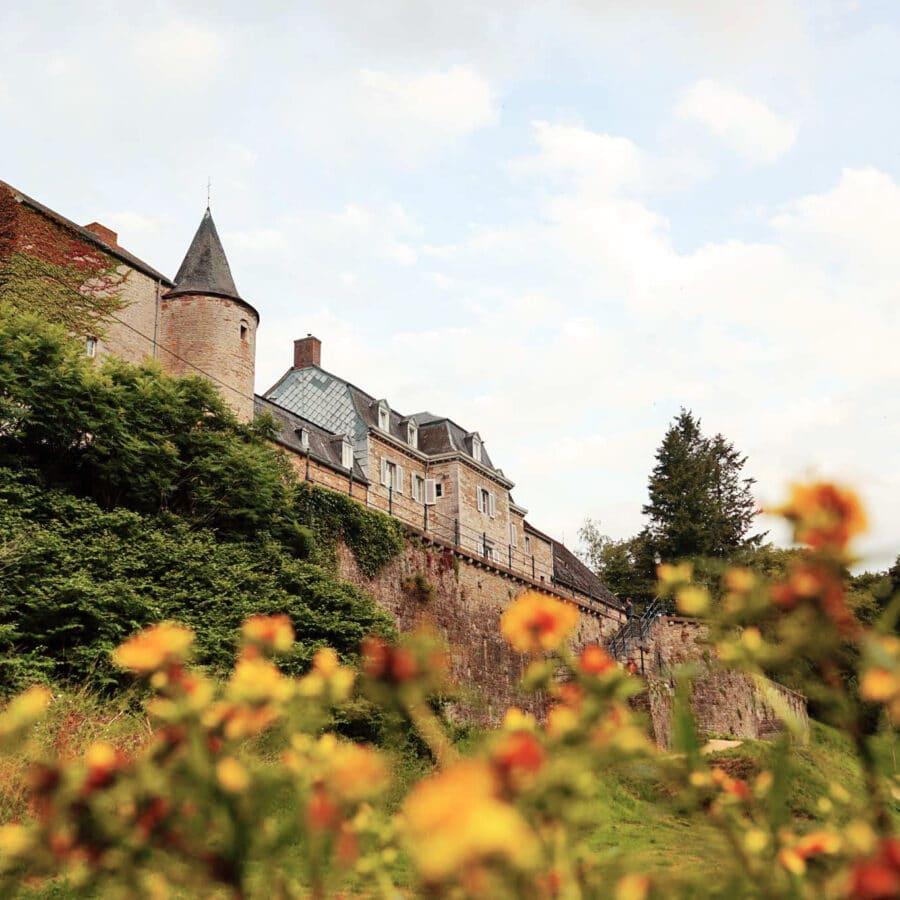 Été au Château de La Chapelle à Anthisnes