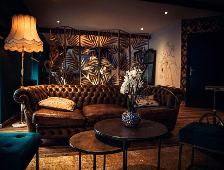 Canapé de Speakeasy à Lofts in Town à Huy