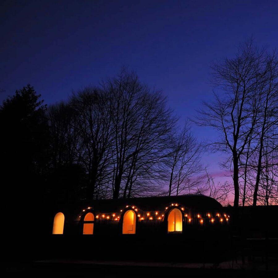 Nuit aux Cocons des Ardennes à Lavaselle